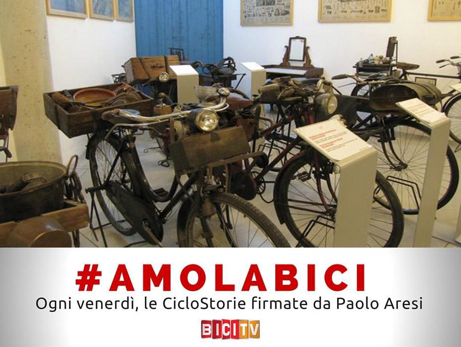 Amolabici Un Tuffo In Un Altro Mondo Con Le Biciclette Dei