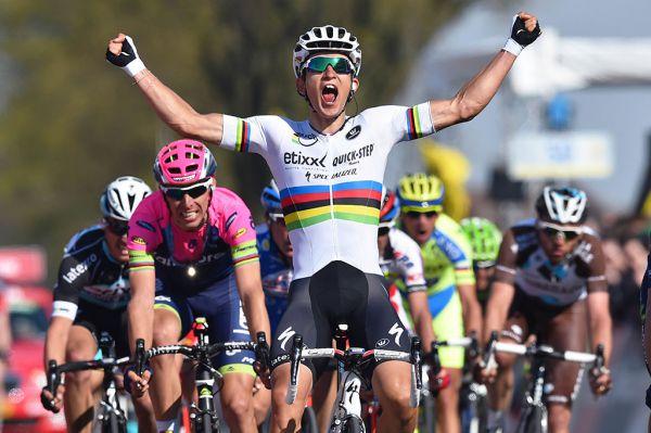 Amstel Gold Race 2015 - arrivo