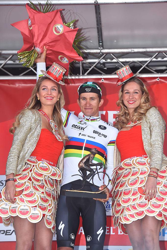 Amstel Gold Race 2015 - podio