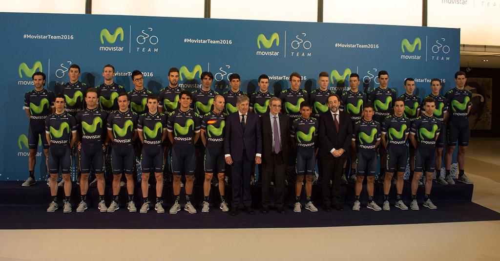 Movistar Team 2016