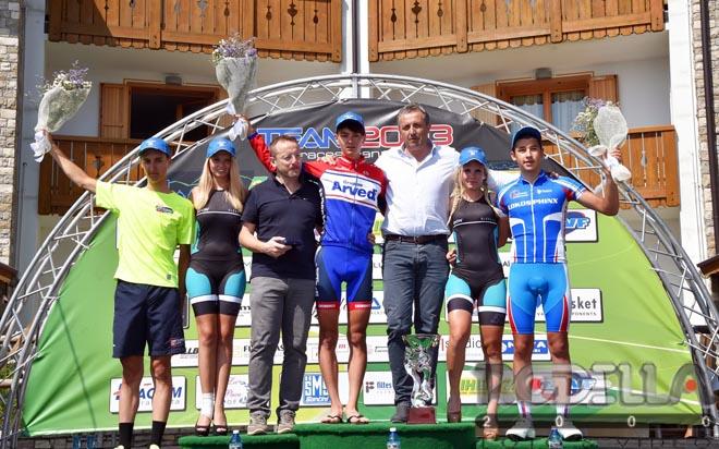 3giorniorobica 2015 3 tappa podio