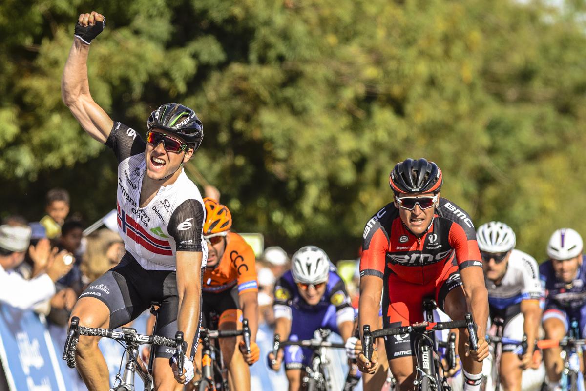Boasson Hagen vince la quinta tappa del Tour of Oman