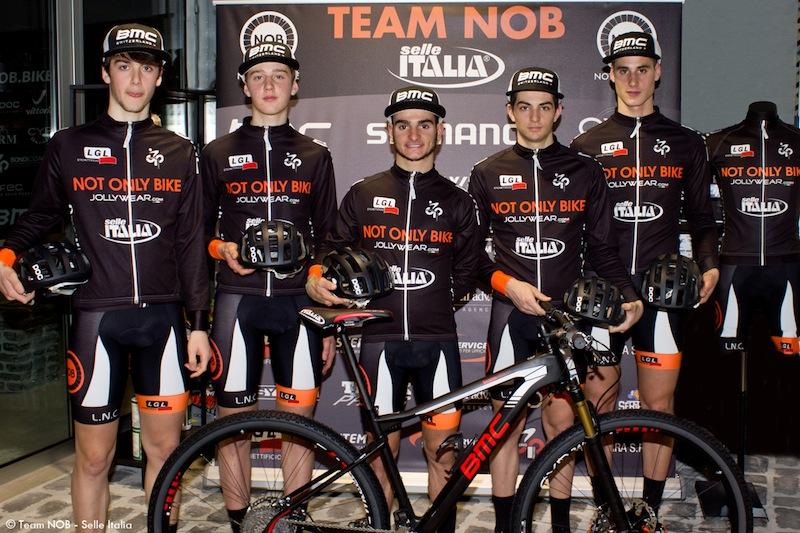 Il Team NOB - Selle Italia, stagione 2016
