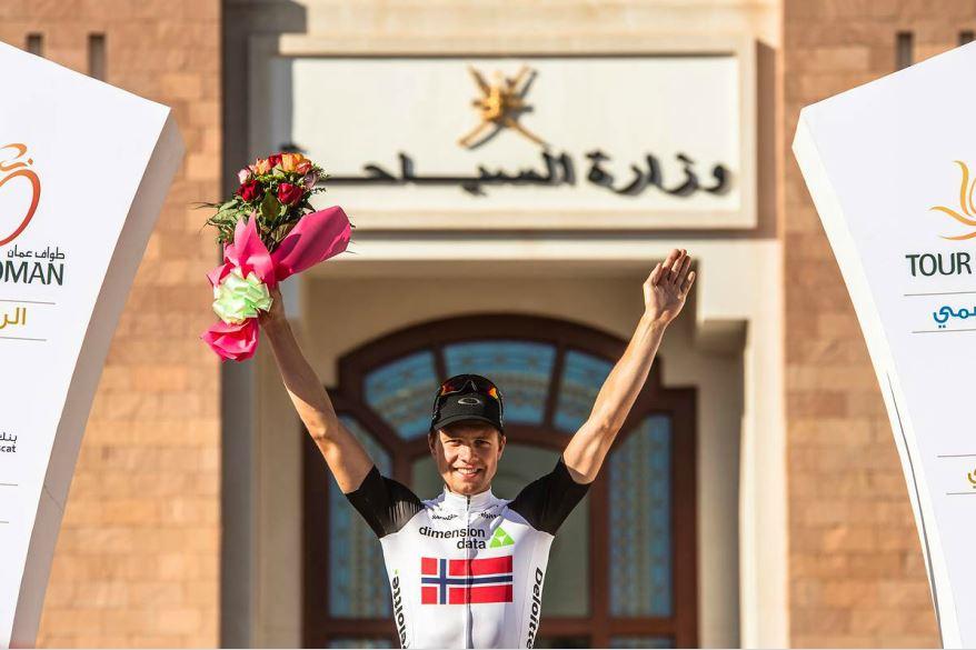 Boasson Hagen vincitore della quinta tappa del Tour of Oman