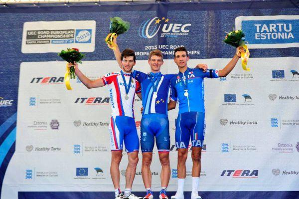 europei u23 podio