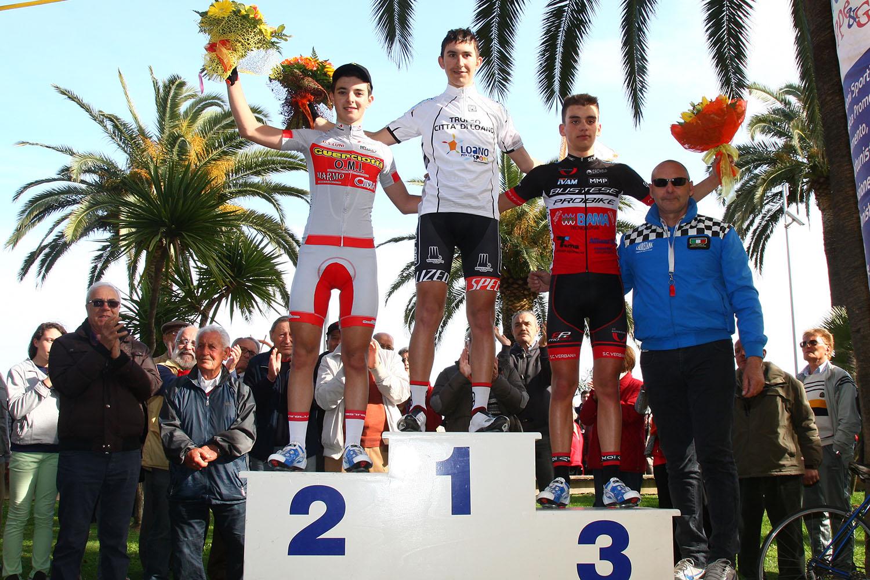 gp loano 2015 podio