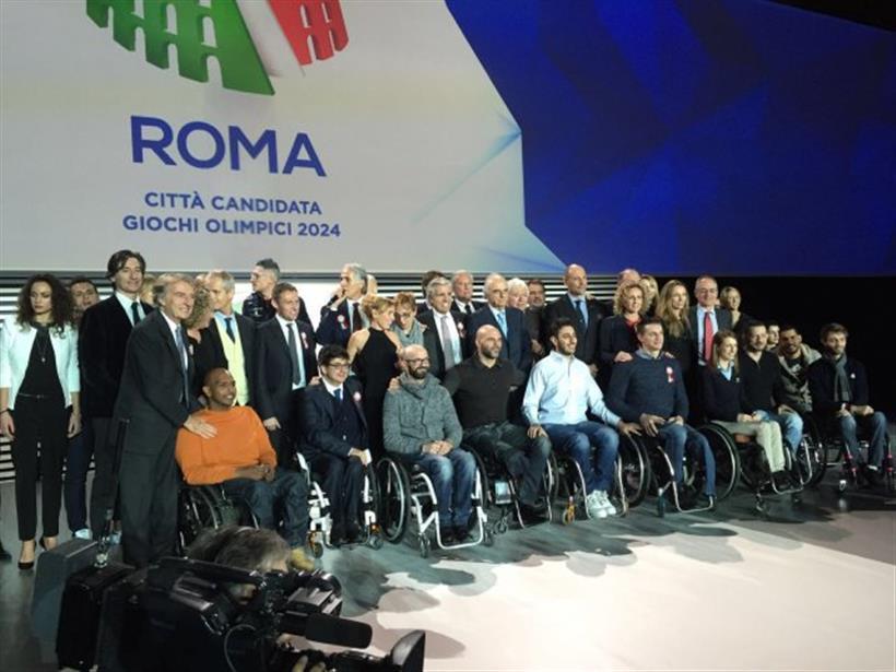 Si sogna Roma 2024