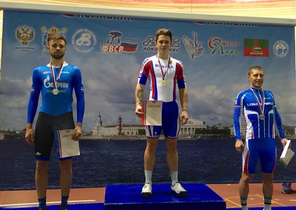 Sergey Rostovtsev campione russo dello Scratch