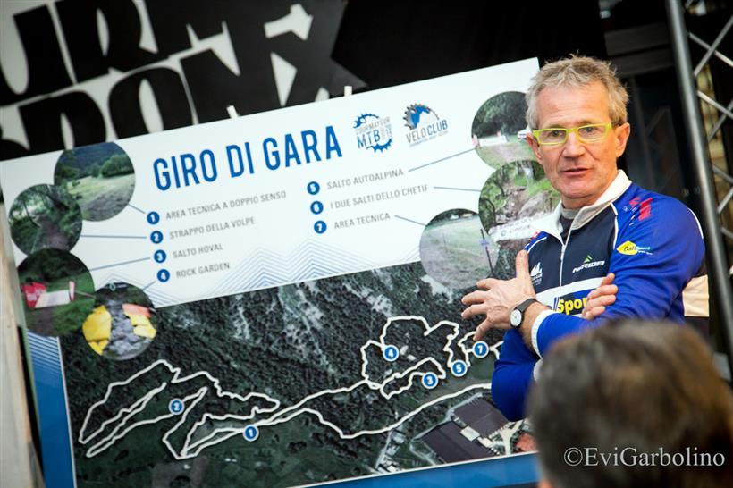 Presentazione Campionato Italiano XCO 2016 a Courmayeur