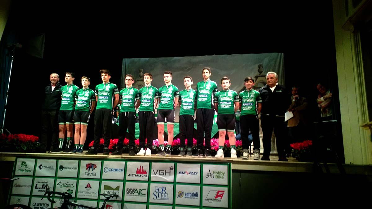 Feralpi Monteclarense, squadra Esordienti 2016