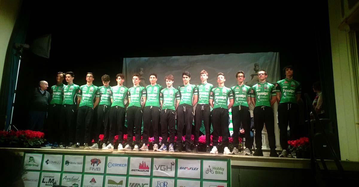 Feralpi Monteclarense, squadra Juniores 2016