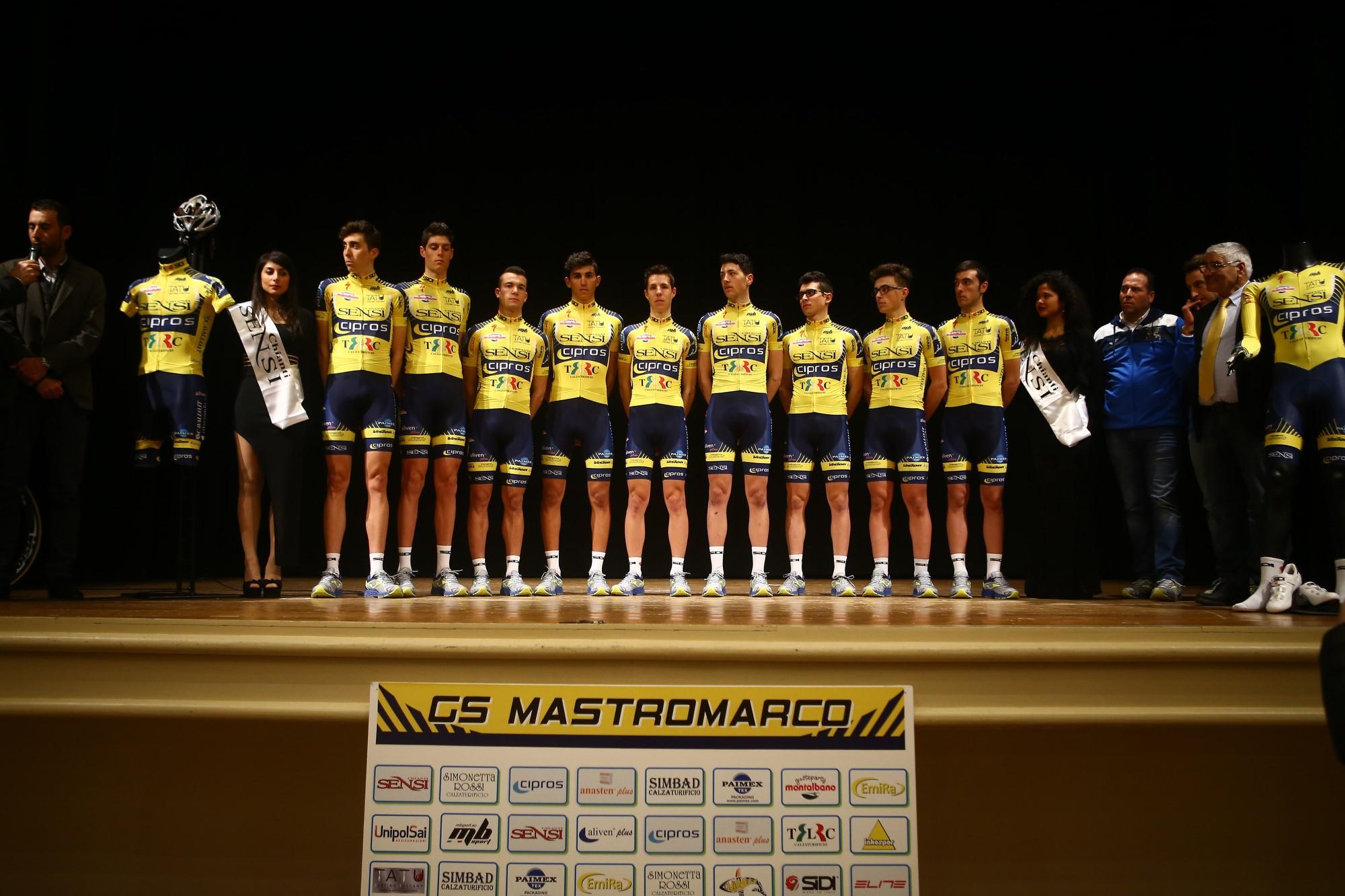 Foto Squadra Mastromarco