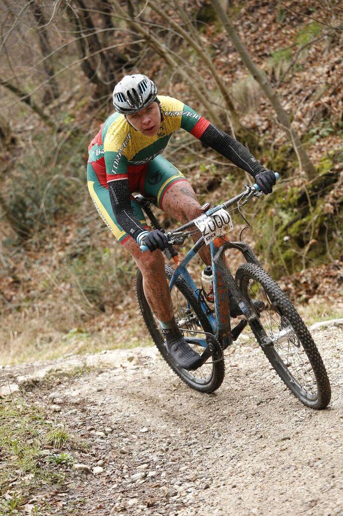 Katazina Sosna (Torpado) vince la prova femminile della South Garda Bike 2016