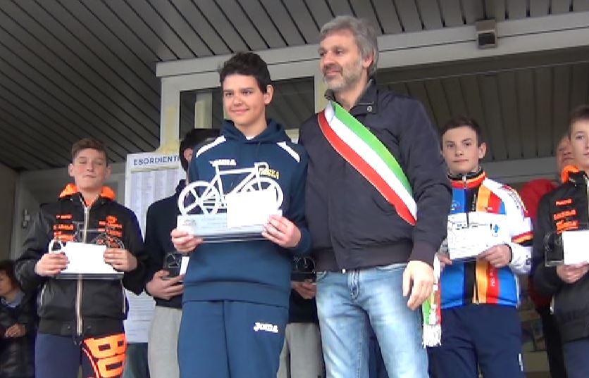 Andrea Tadini (Sc Orinese) è il migliore degli Esordienti 1° anno ad Albano