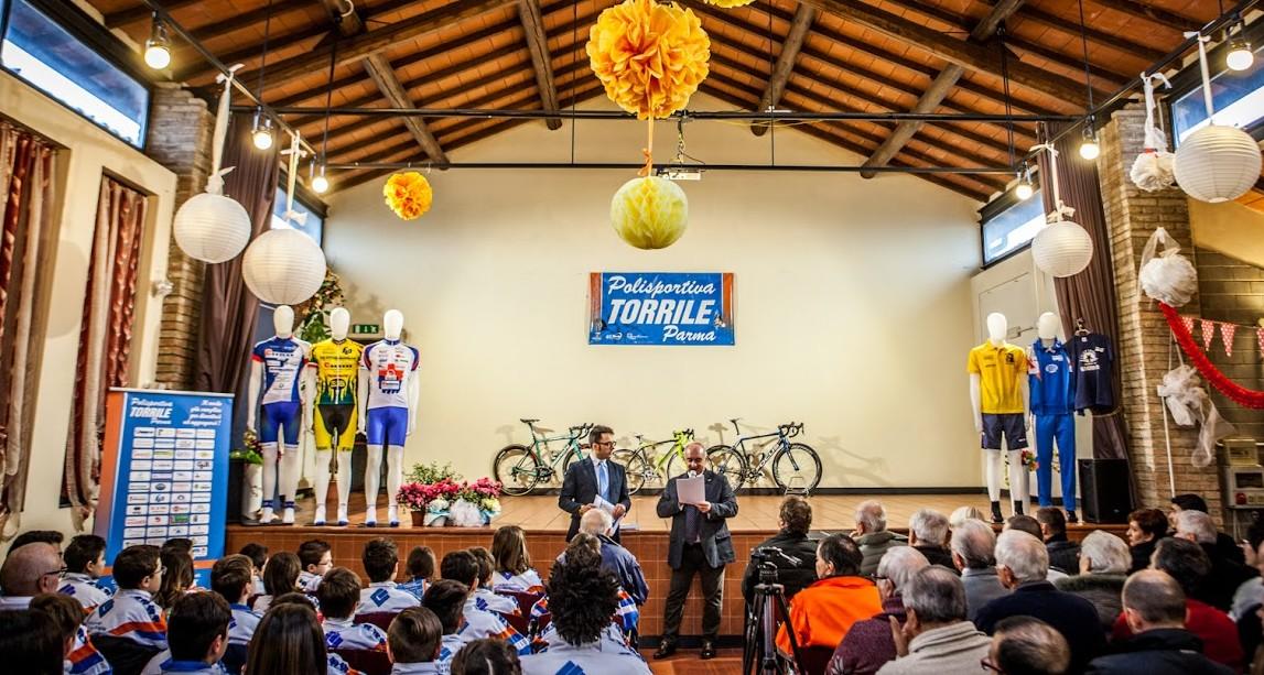 La presentazione della Sc Torrile 2016
