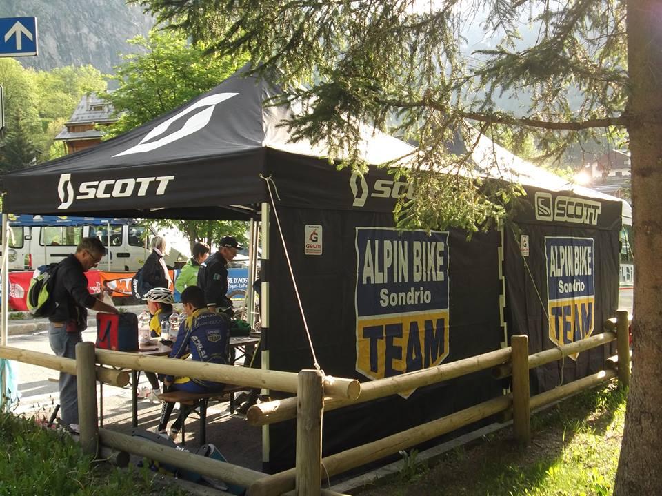 alpin bike tenda