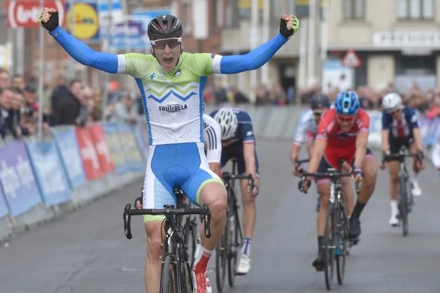 Lo sloveno David Per vince il Giro delle Fiandre Under 23
