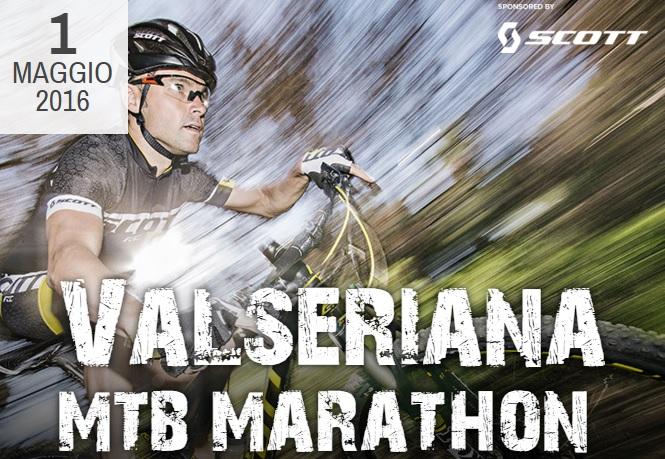 valseriana mtb marathon locandina