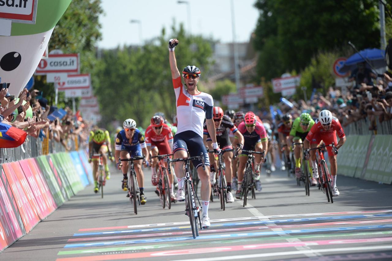 Il tedesco Roger Kluge vince a Cassano d'Adda