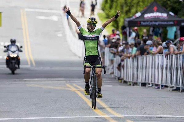 La vittoria di Rossella Ratto alla Winston-Salem Cycling Classic 2016