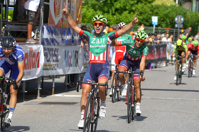 Nicolò Rocchi vince l'edizione 2016 dell'Alta Padovana Tour
