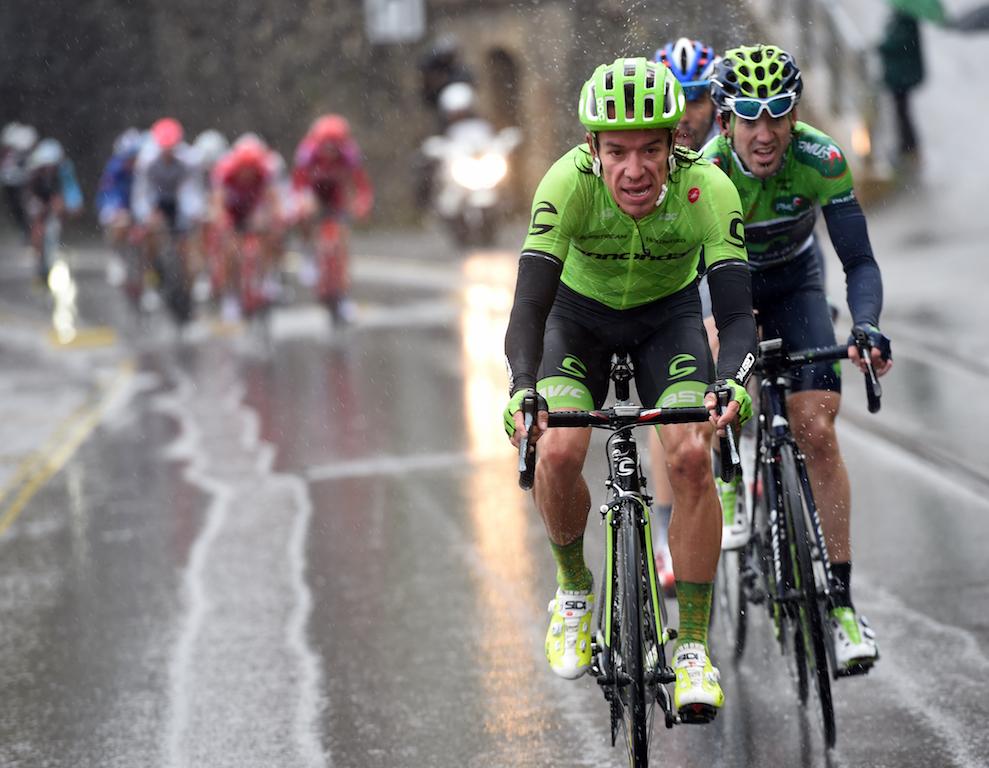 Rigoberto Uran guiderà la Cannondale al Giro d'Italia