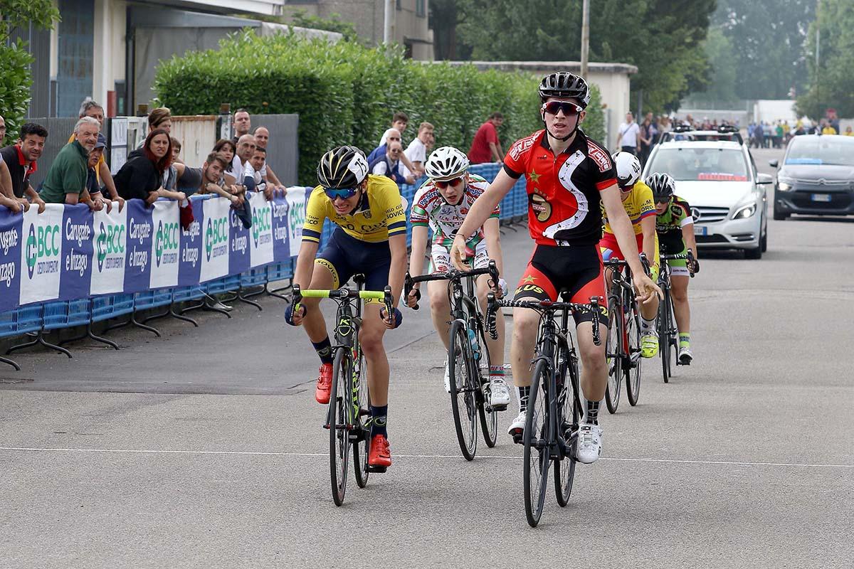La vittoria dell'esordiente Alessandro Motta a Pessano