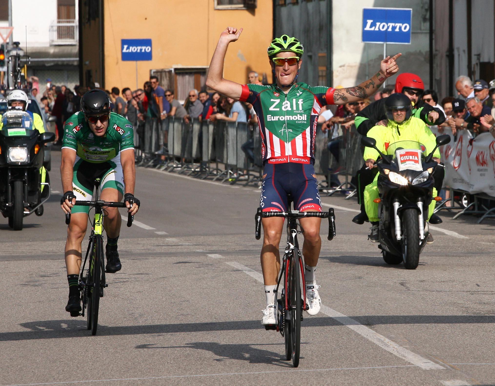 La vittoria di Gaggia a Roncolevà