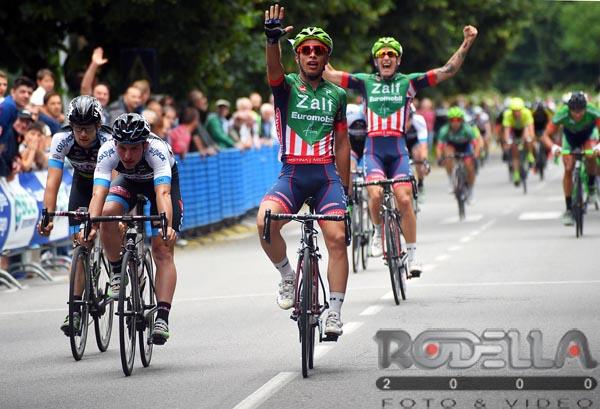 La vittoria di Marco Maronese a Gessate