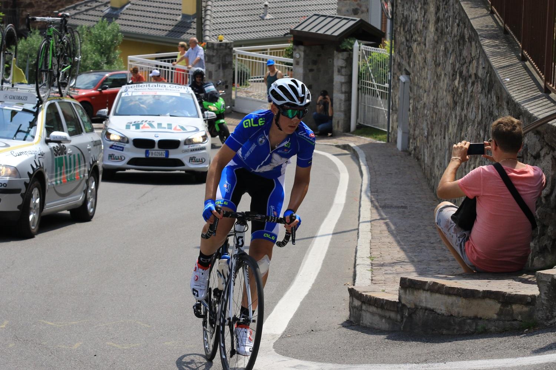 L'attacco di Simona Frapporti (Foto Ghilardi)