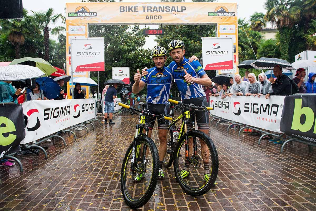 Il trentino Massimo Debertolis e l'altoatesino Andreas Laner vincitori finali tra i Master