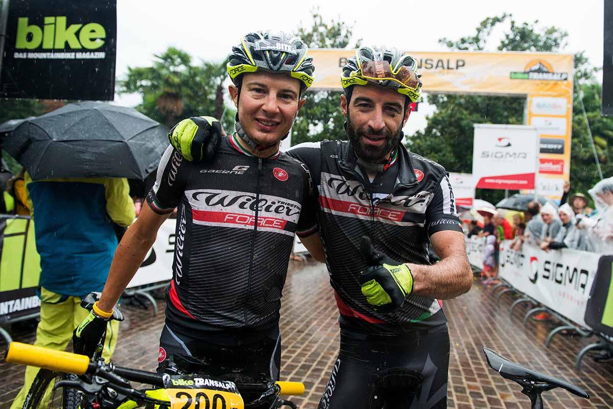 Tony Longo e Johnny Cattaneo