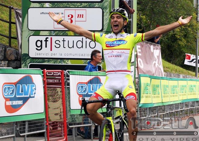 La vittoria di Davide Baldaccini
