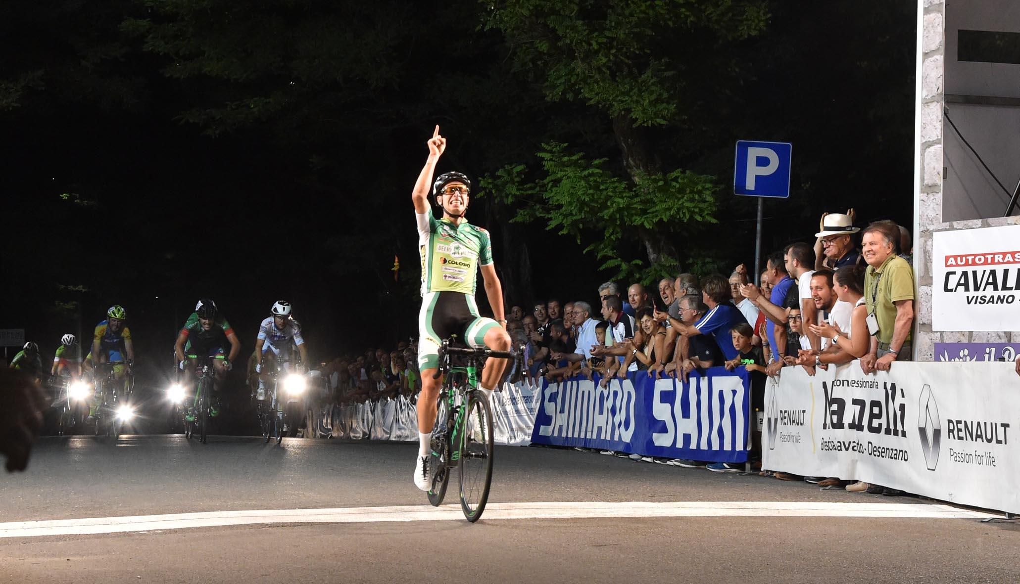 La vittoria di Alessandro Bresciani al Trofeo Città di Brescia