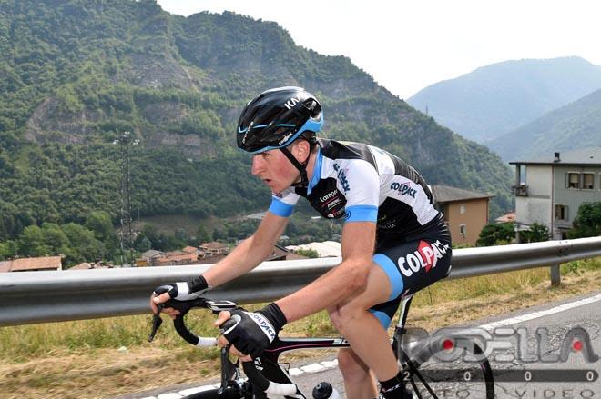 La scalata vincente di Andrea Garosio