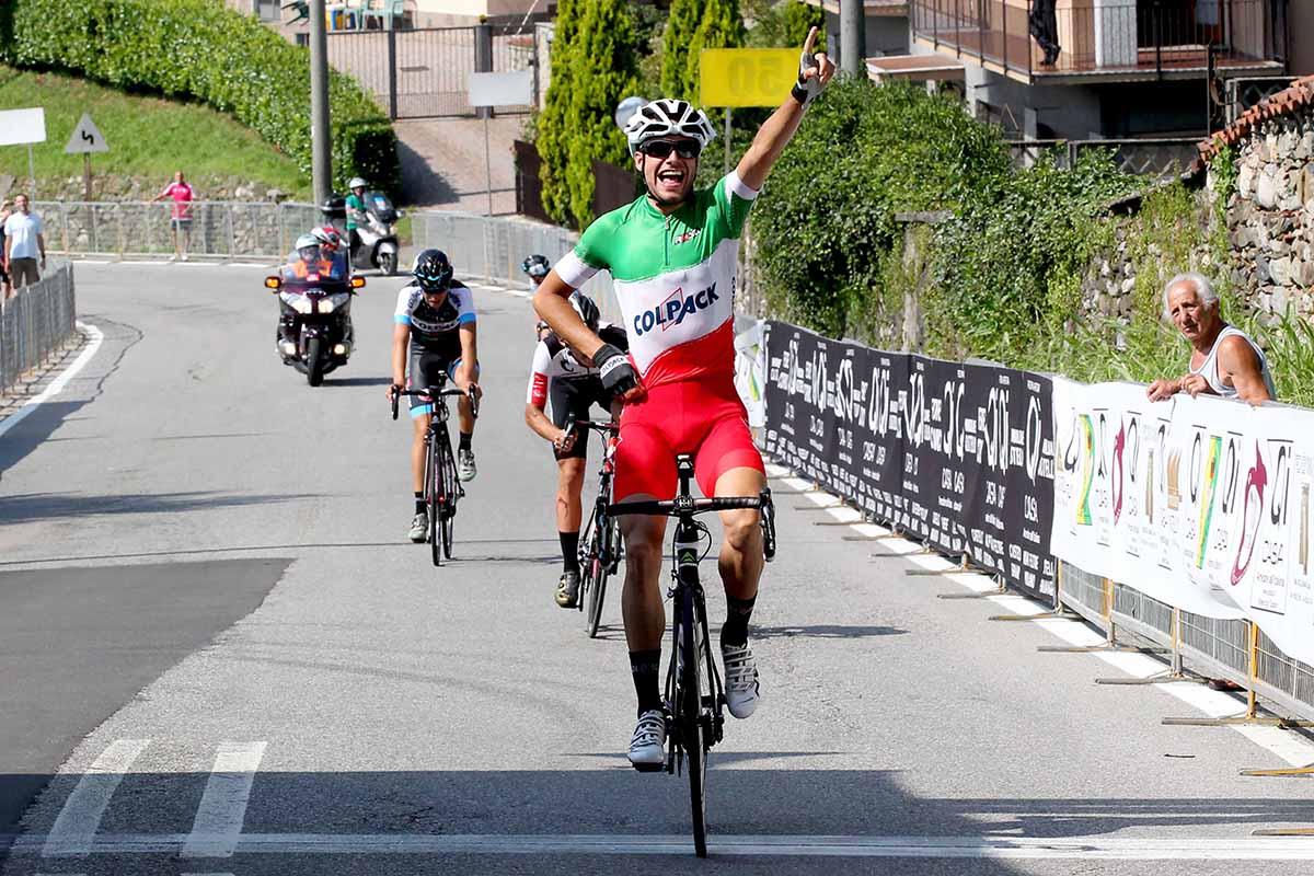 La vittoria di Davide Orrico a Castello di Brianza
