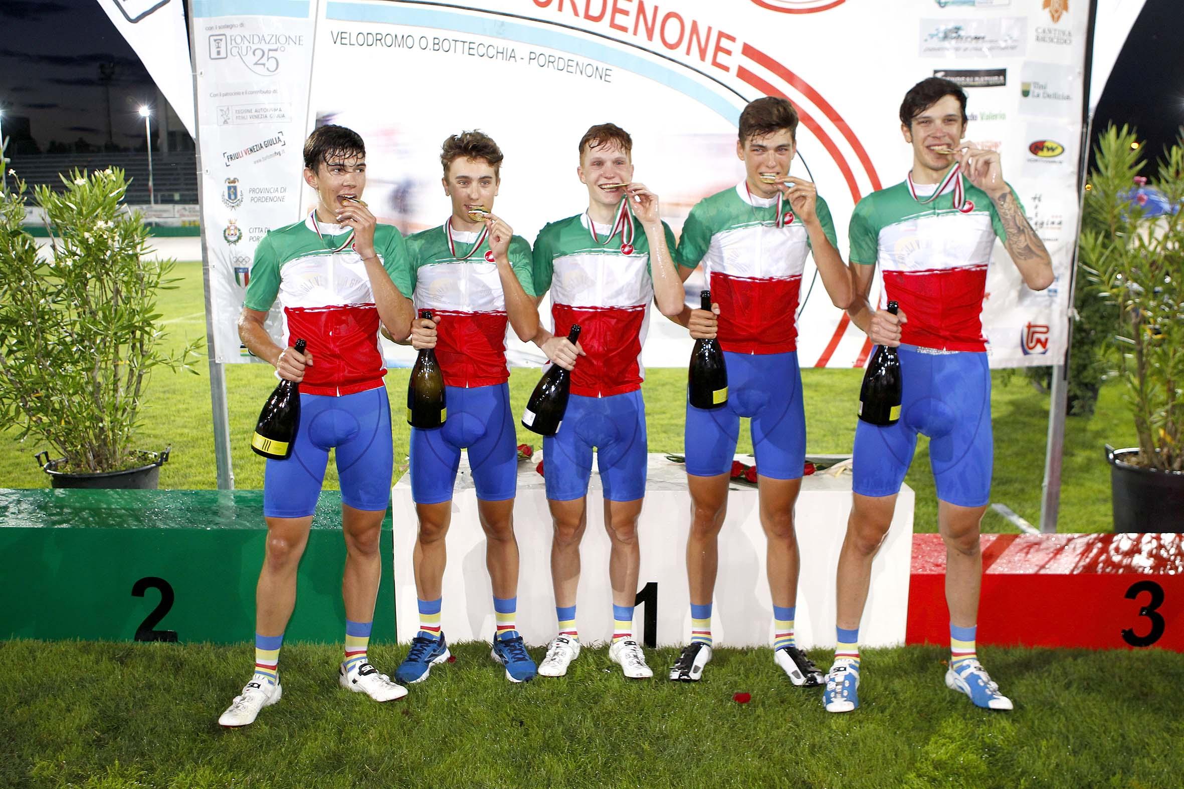 campioni italiani juniores_fotobolgan