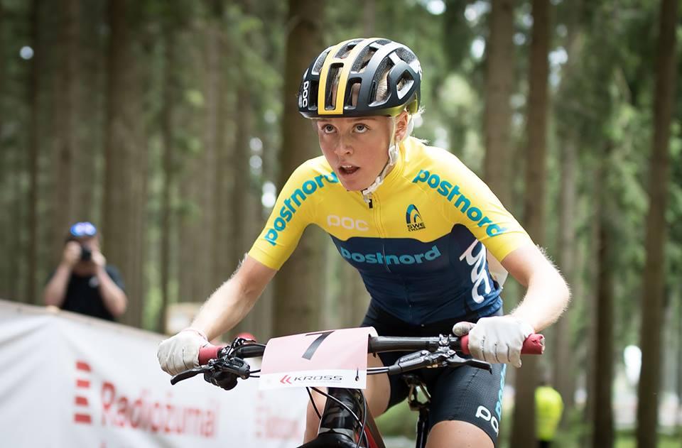 Ida Jansonn in azione