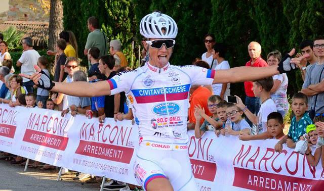 La vittoria di Victor Bykanov