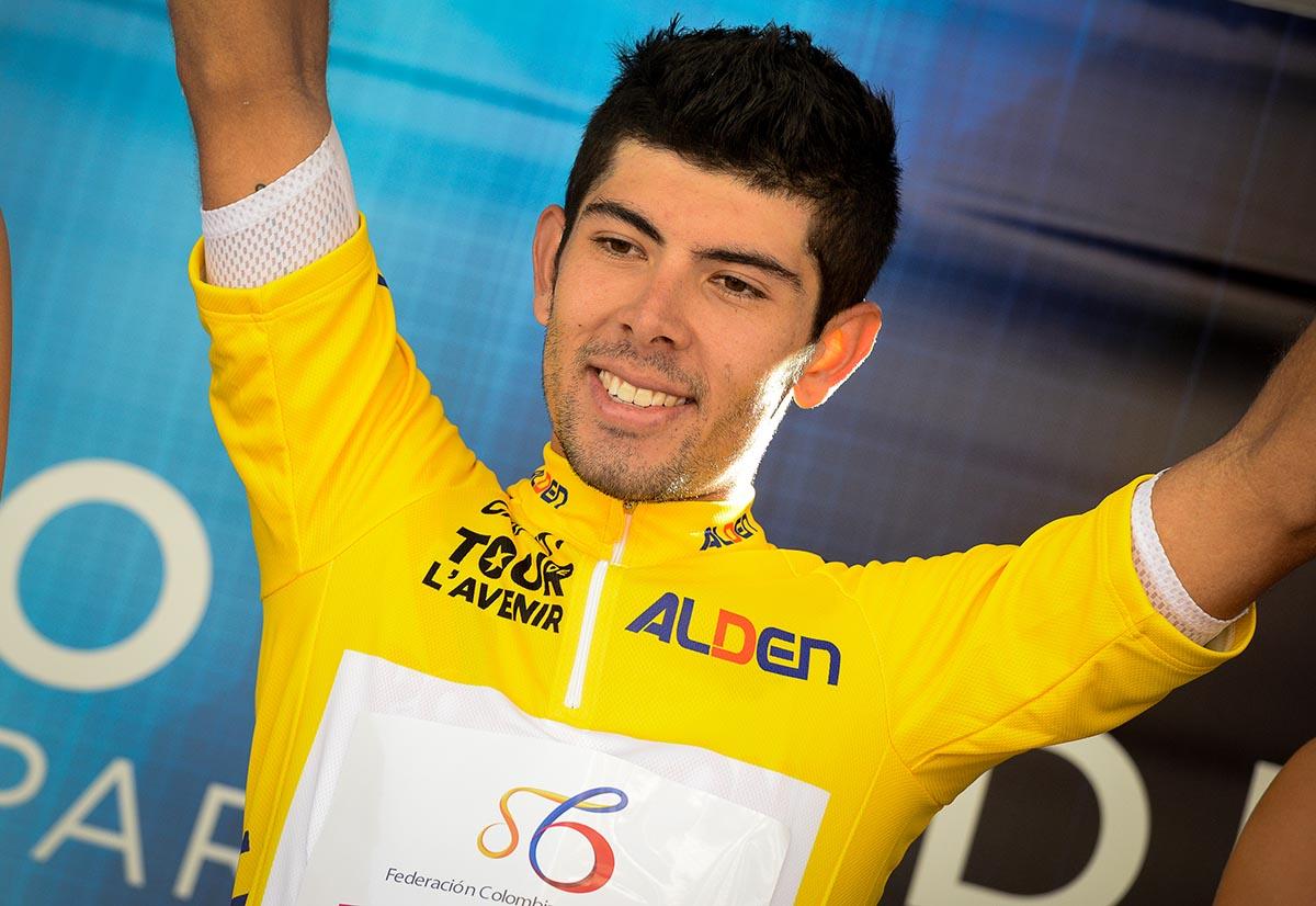 Il colombiano John Rodriguez nuovo leader del Tour de l'Avenir