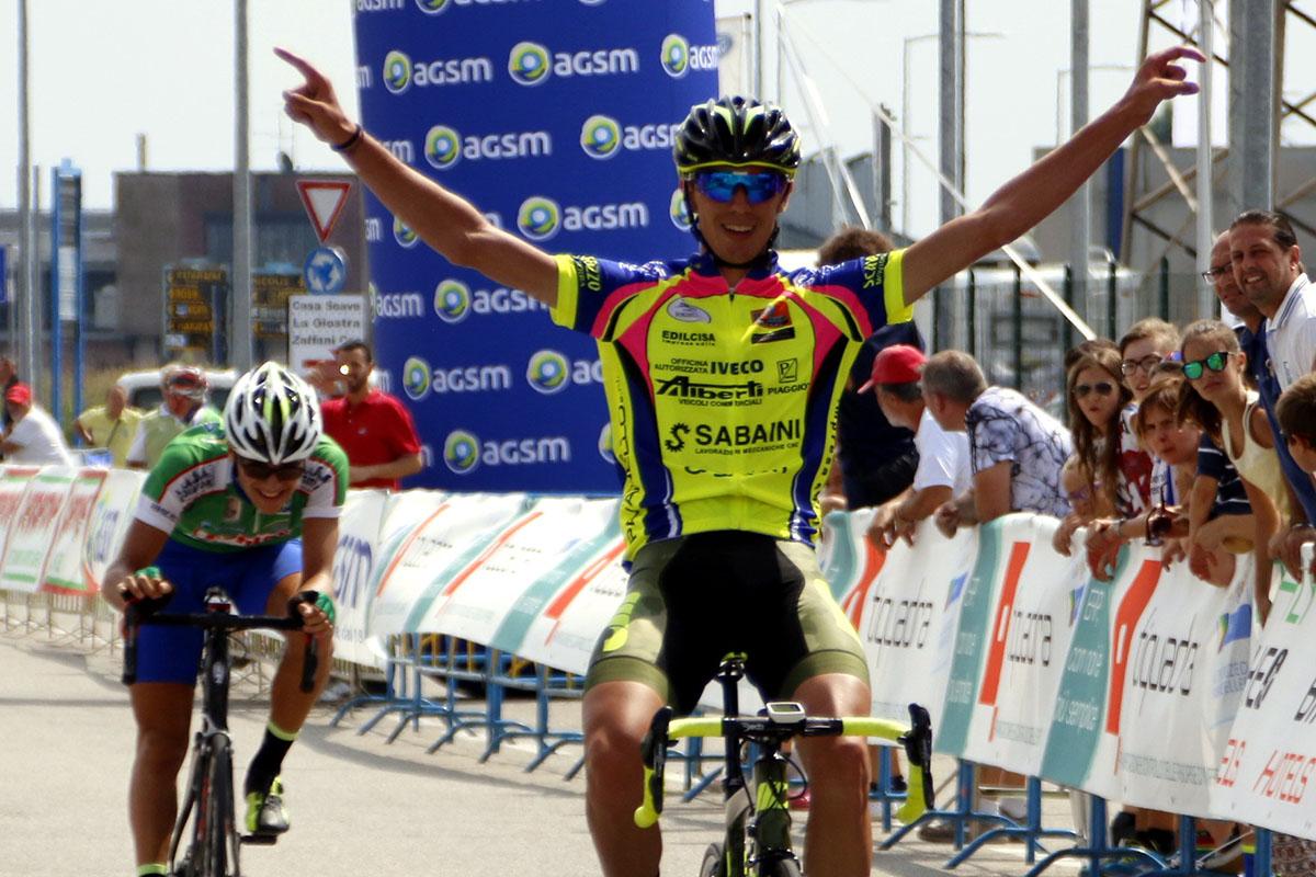 La vittoria di Davide Martini a Villafranca