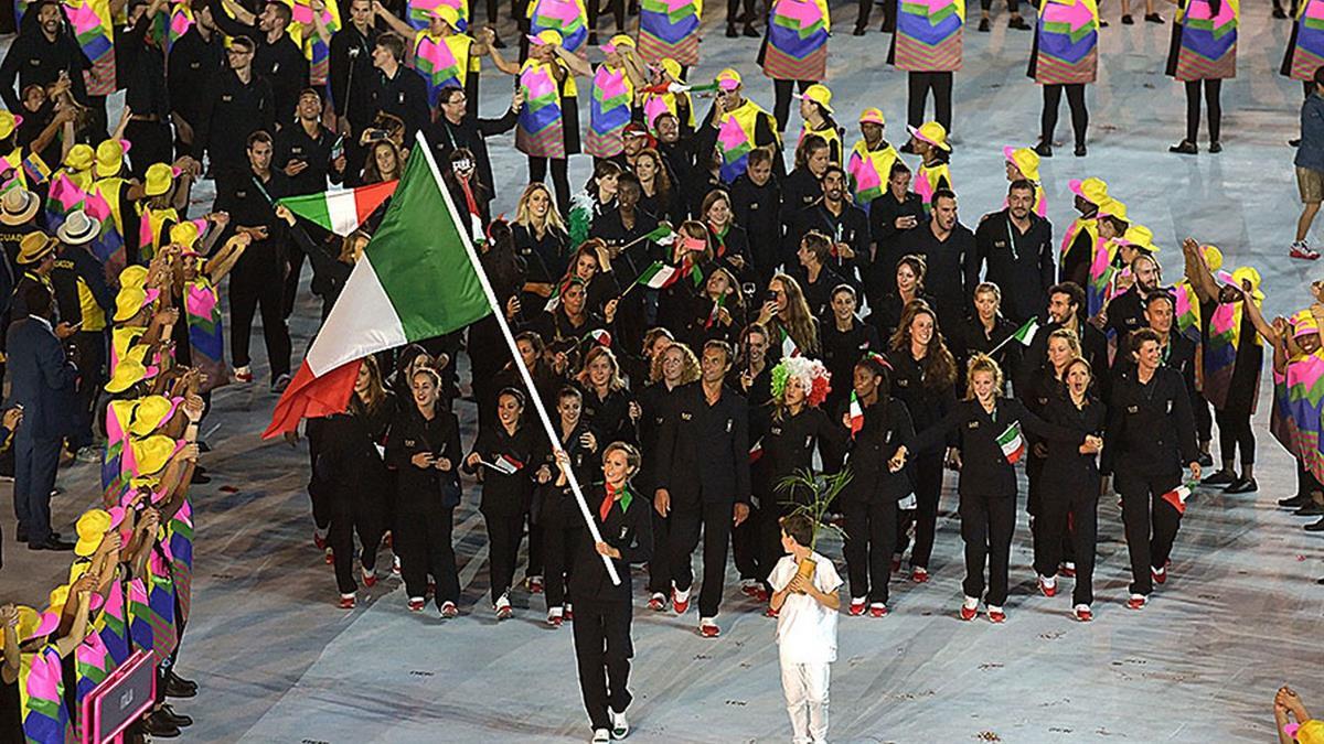 Rio2016 aperti i giochi olimpici subito ciclismo oggi for Grimaldello significato
