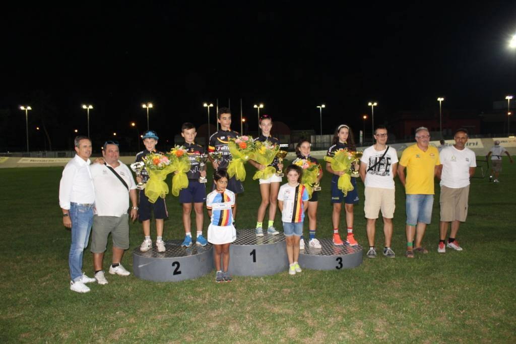 Tutti i vincitori della Mini Tre Sere di Dalmine 2016
