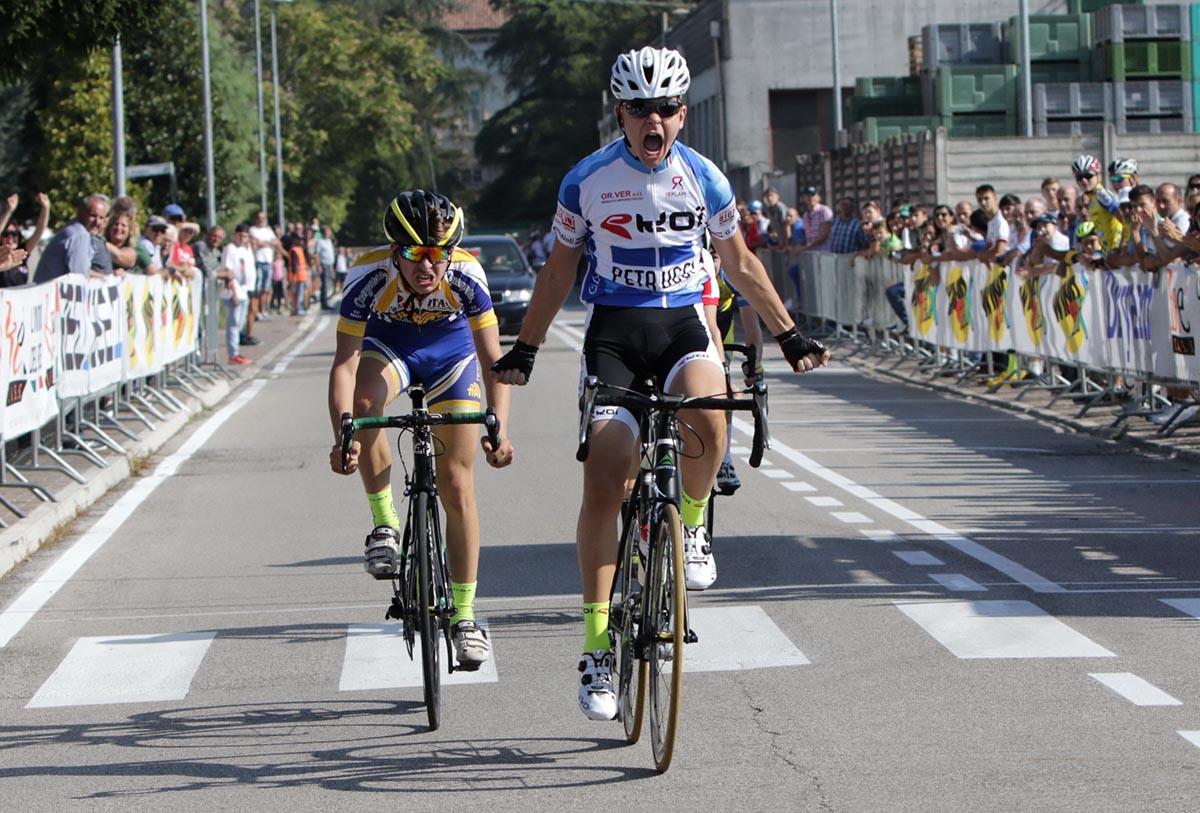 La vittoria di Alberto Zenati