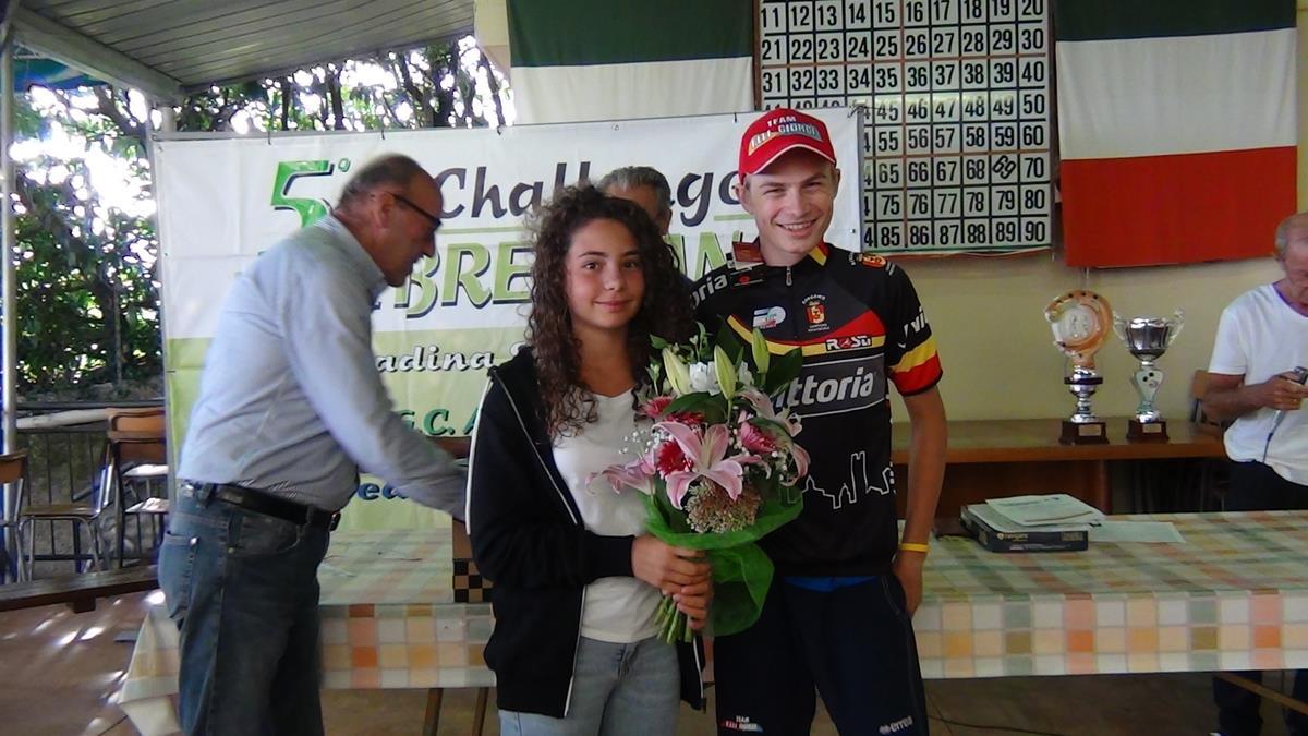 Karel Vacek campione provinciale degli scalatori