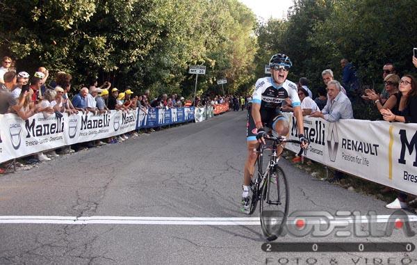 La vittoria di Orsini a Gavard