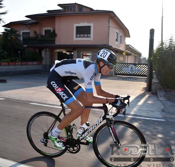 Umberto Orsini in fuga solitaria