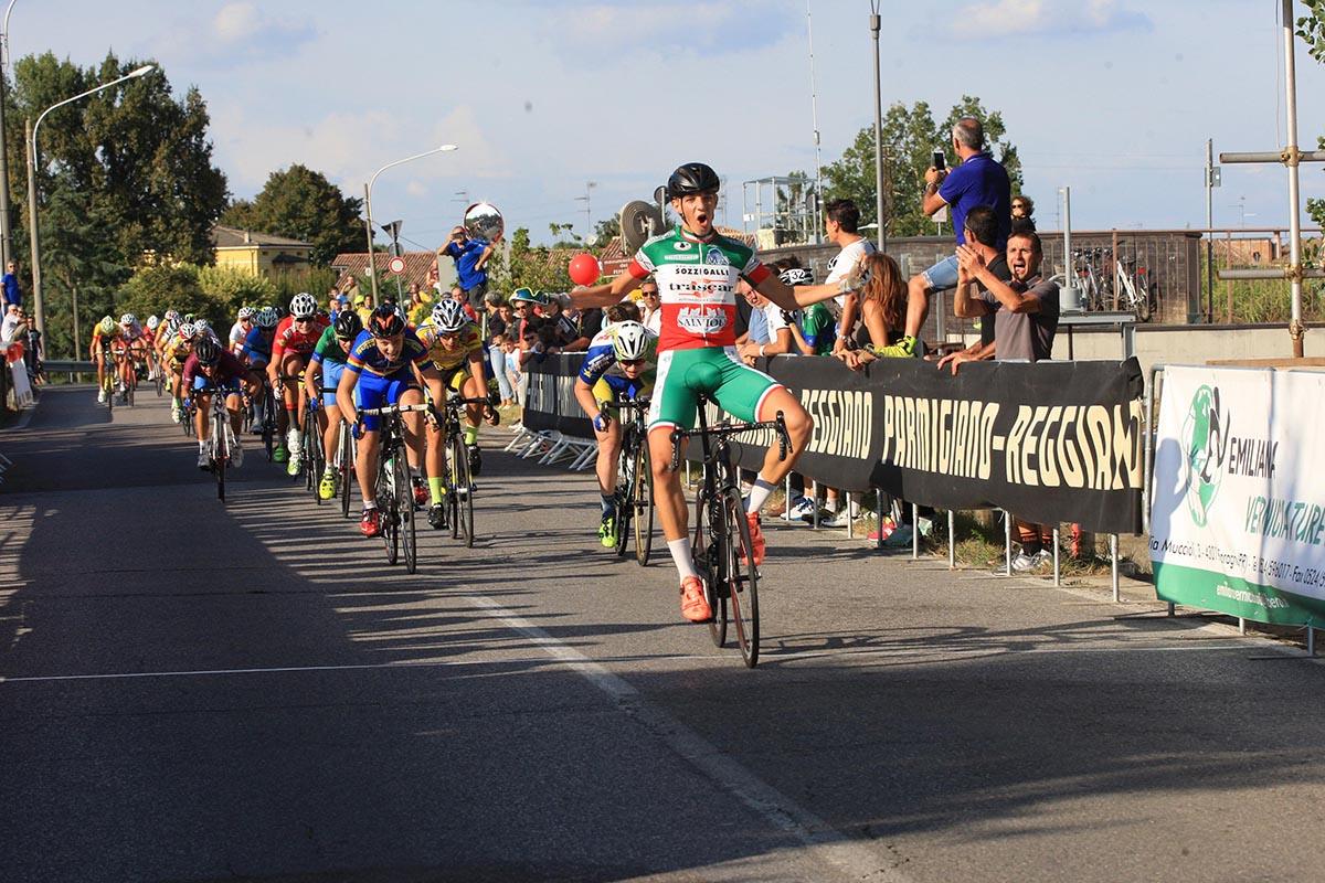 La vittoria di Francesco Calì a Coenza