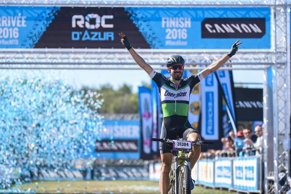 Julien Trarieux vince la Roc Marathon