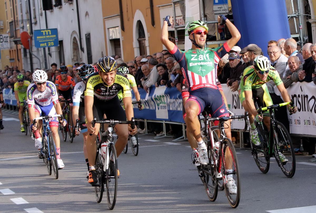 La vittoria di Michael Bresciani ad Acquanegra sul Chiese